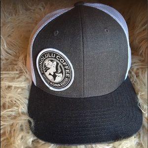 Honolulu Coffee Baseball Hat